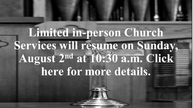 In Person Service Resume