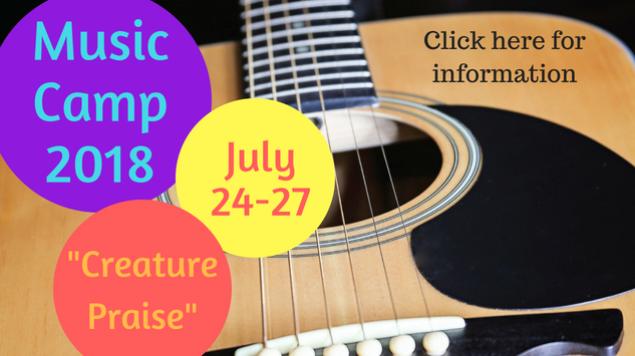 Music Camp2018