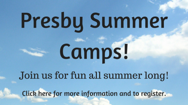 Presby Summer Camps! (3)